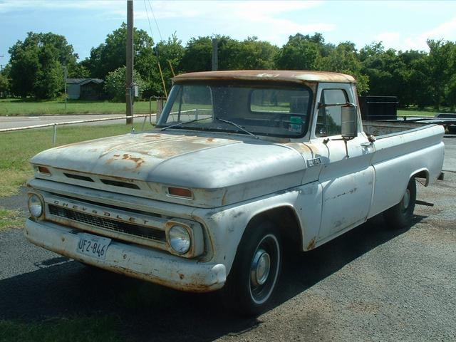 1965 Chevrolet C/K 10  at Lucas Mopars in Cuero TX