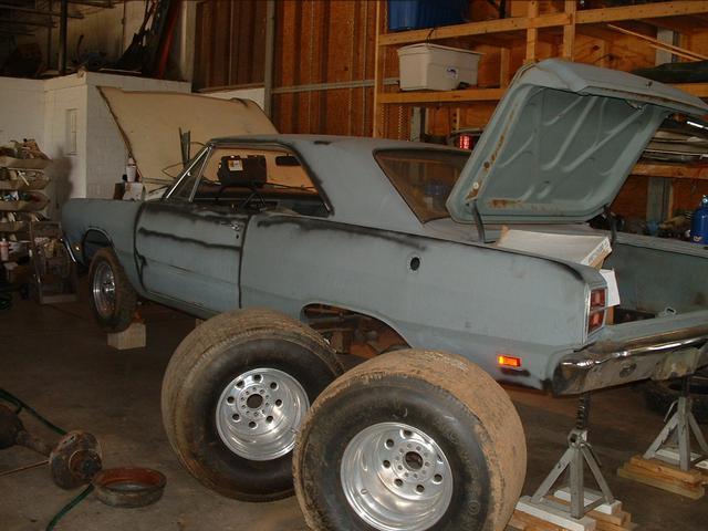 Dodge Dart - 1969 Dodge Dart - 1969 Dodge