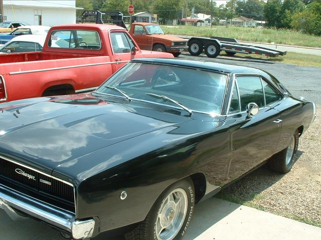 1968 Dodge Charger  at Lucas Mopars in Cuero TX