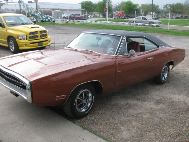 1970 Dodge Charger SE at Lucas Mopars in Cuero TX