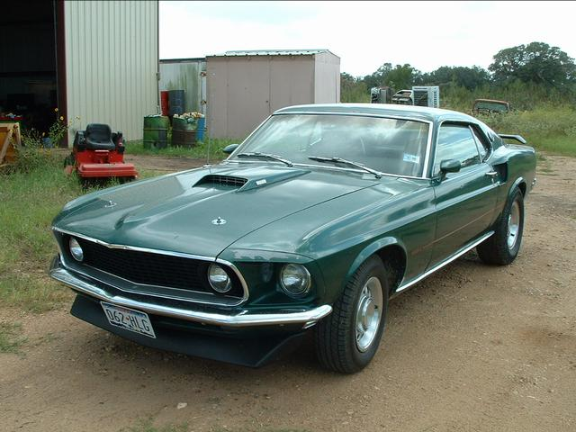 1969 Ford Mustang   at Lucas Mopars in Cuero TX