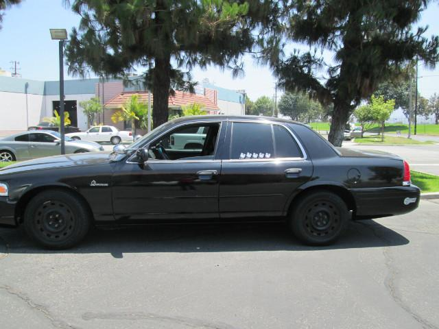 2004 ford crown victoria police interceptor p71 for sale in anaheim ca from wild rose motors. Black Bedroom Furniture Sets. Home Design Ideas