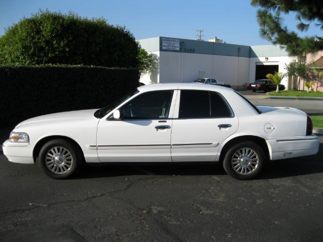 2006 Mercury Grand Marquis LS at Wild Rose Motors - Policefleetonline.com in Anaheim CA