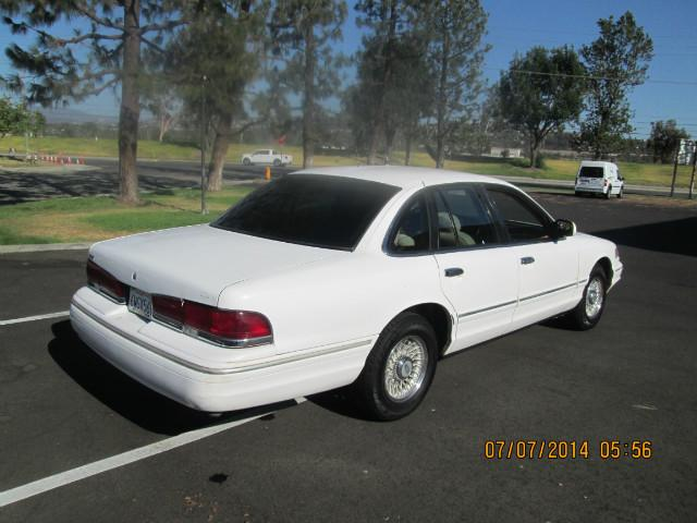 1996 Ford Crown Victoria Police Interceptor For Sale In