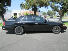 Ford Crown Victoria Police Interceptor P71 - Anaheim CA