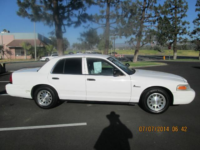 Ford Crown Victoria CNG For Sale In Anaheim CA From Wild Rose - 2001 crown victoria