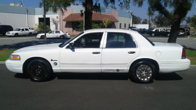 2004 Ford Crown Victoria CNG LX at Wild Rose Motors - PoliceInterceptors.info in Anaheim CA