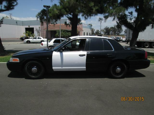 2004 Ford Crown Victoria 4D Sedan at Wild Rose Motors - PoliceInterceptors.info in Anaheim CA