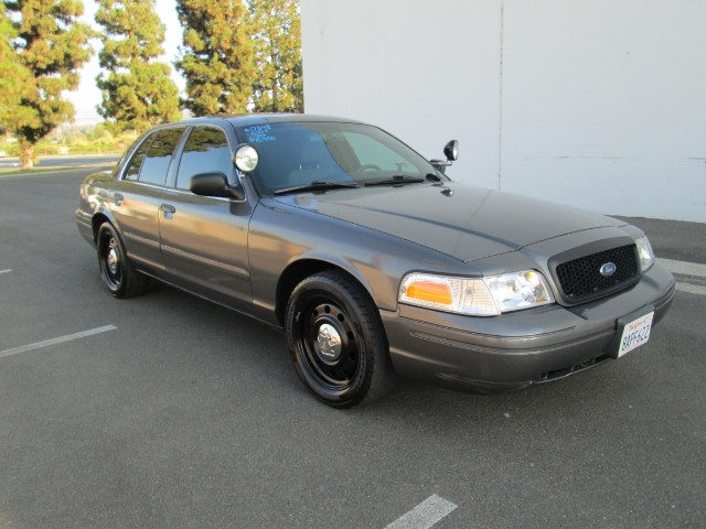 2007 Ford Crown Victoria Police Interceptor at Wild Rose Motors - PoliceInterceptors.info in Anaheim CA