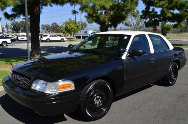2008 Ford Crown Victoria P71 at Wild Rose Motors - PoliceInterceptors.info in Anaheim CA