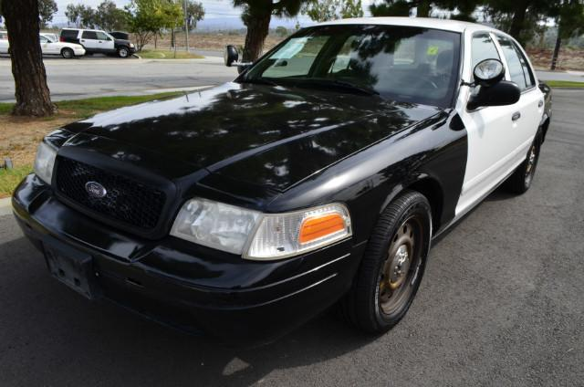 2008 Ford Crown Victoria   at Wild Rose Motors - PoliceInterceptors.info in Anaheim CA
