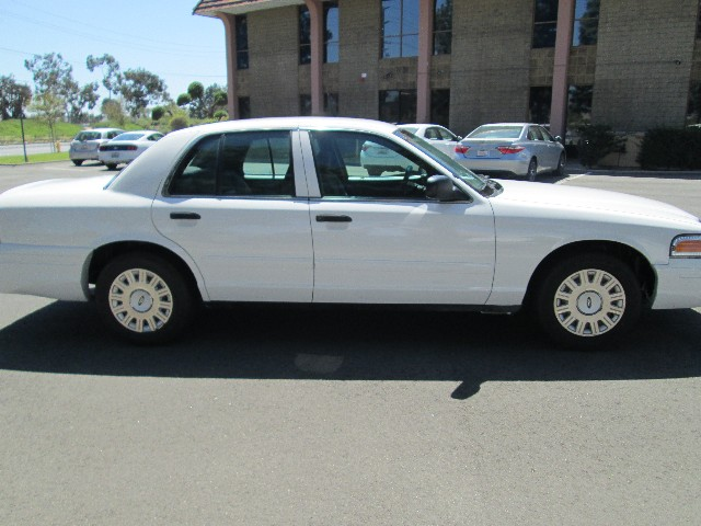 2004 Ford Crown Victoria CNG at Wild Rose Motors - PoliceInterceptors.info in Anaheim CA