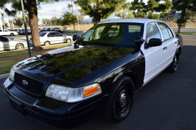 Ford Crown Victoria - 2008 Ford Crown Victoria - 2008 Ford