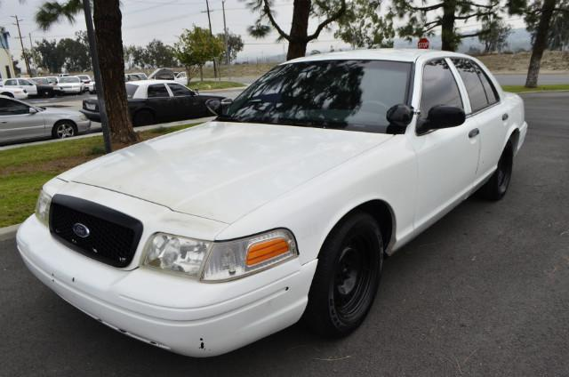 1999 Ford Crown Victoria CNG at Wild Rose Motors - PoliceInterceptors.info in Anaheim CA