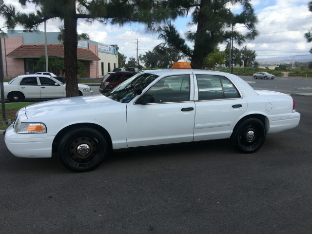 2006 Ford Crown Victoria   at Wild Rose Motors - PoliceInterceptors.info in Anaheim CA