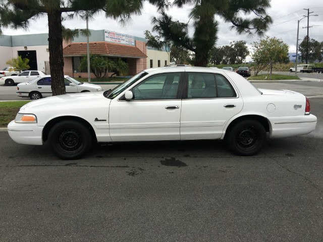 2000 Ford Crown Victoria CNG at Wild Rose Motors - PoliceInterceptors.info in Anaheim CA