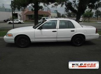 Ford Crown Victoria - 2005 Ford Crown Victoria - 2005 Ford