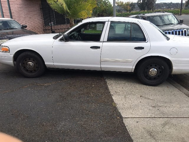 2011 ford crown victoria police interceptor for sale in anaheim ca from wild rose motors. Black Bedroom Furniture Sets. Home Design Ideas