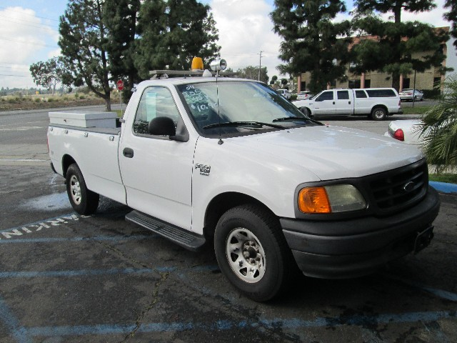 2004 Ford F-150 XL at Wild Rose Motors - PoliceInterceptors.info in Anaheim CA