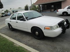 Ford Crown Victoria   - Anaheim CA