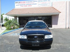 Ford Crown Victoria Police Interceptor - Anaheim CA