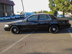 Ford Crown Victoria Police Intereptor - Anaheim CA
