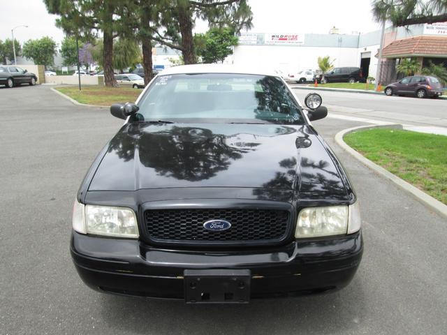 2001 Ford Crown Victoria Police Interceptor at Wild Rose Motors - PoliceInterceptors.info in Anaheim CA