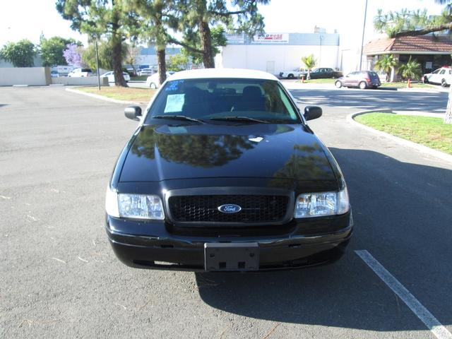 2011 Ford Crown Victoria Police Interceptor at Wild Rose Motors - PoliceInterceptors.info in Anaheim CA