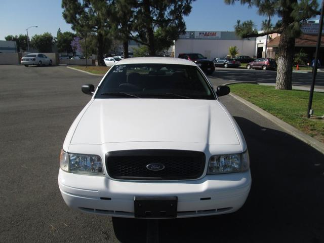 2010 Ford Crown Victoria Police Interceptor at Wild Rose Motors - PoliceInterceptors.info in Anaheim CA