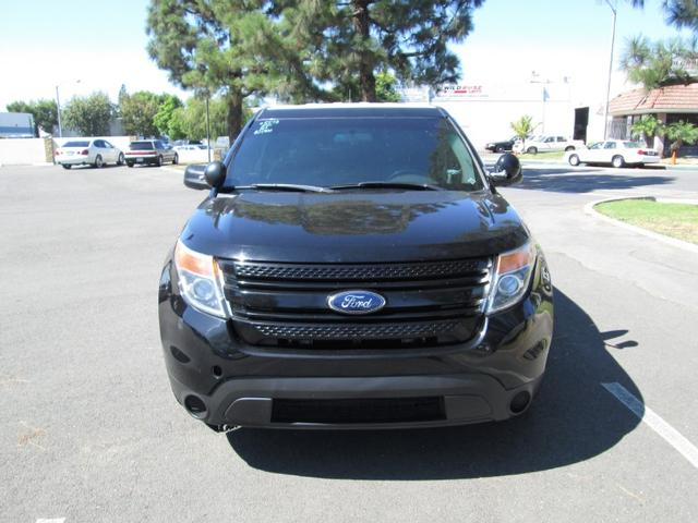 2014 Ford Explorer 4wd Police Interceptor at Wild Rose Motors - PoliceInterceptors.info in Anaheim CA