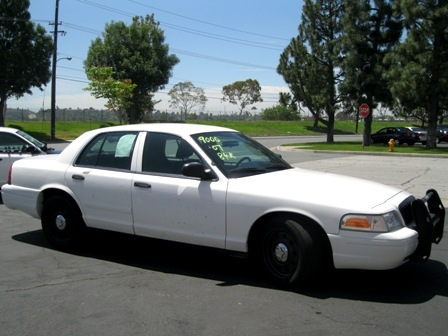 Ford P71 Police Interceptor - 2007 Ford P71 Police Interceptor - 2007 Ford