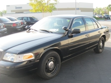 2006 ford crown victoria p71 police interceptor for sale in anaheim ca from wild rose motors. Black Bedroom Furniture Sets. Home Design Ideas