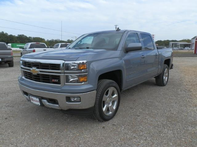 2015 Chevrolet Silverado 1500 CREW CAB Z71 at Texas Frontline Trucks in Canton TX