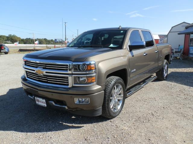 2014 Chevrolet Silverado 1500 4WD High Country Crew Cab at Texas Frontline Trucks in Canton TX