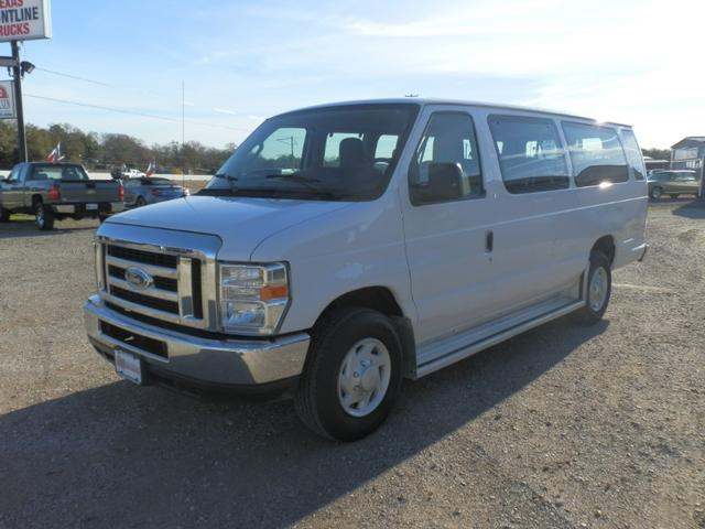 2009 Ford Econoline Wagon XLT at Texas Frontline Trucks in Canton TX