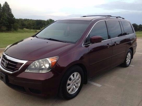 2008 Honda Odyssey Ex L At Texas Topline Motors In Dallas Tx