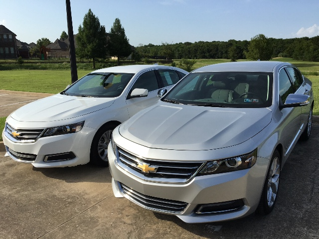 2016 Chevrolet Impala LTZ at Texas Topline Motors in Dallas TX