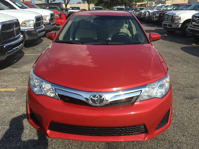 2013 Toyota Camry LE at Texas Topline Motors in Dallas TX