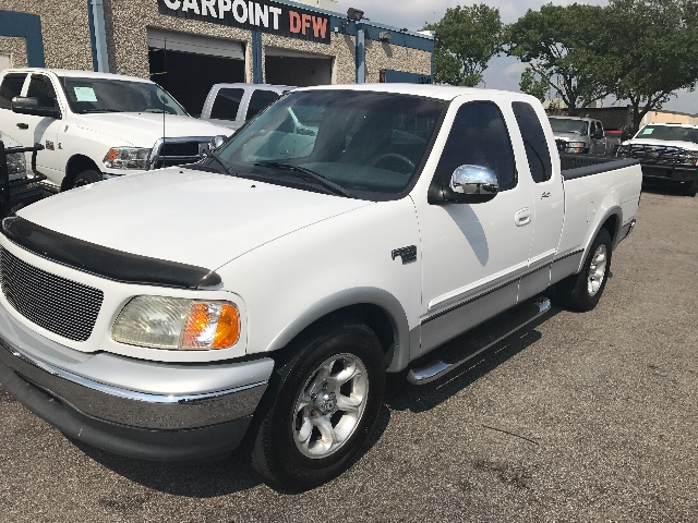 1999 Ford F-150 2WD Lariat SuperCab at Texas Topline Motors in Dallas TX