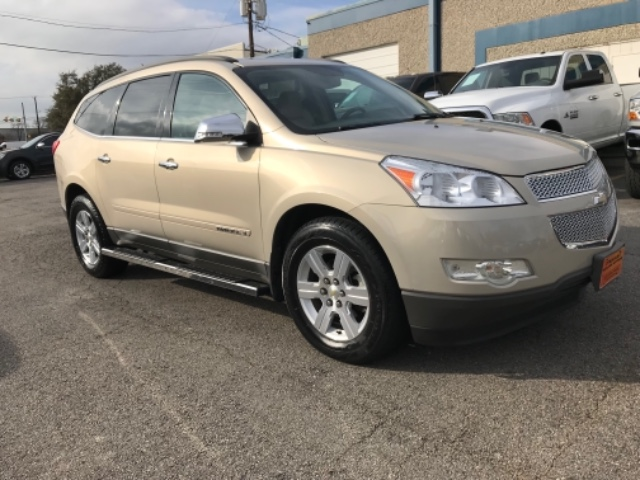 Chevrolet Traverse LT - 2009 Chevrolet Traverse LT - 2009 Chevrolet LT
