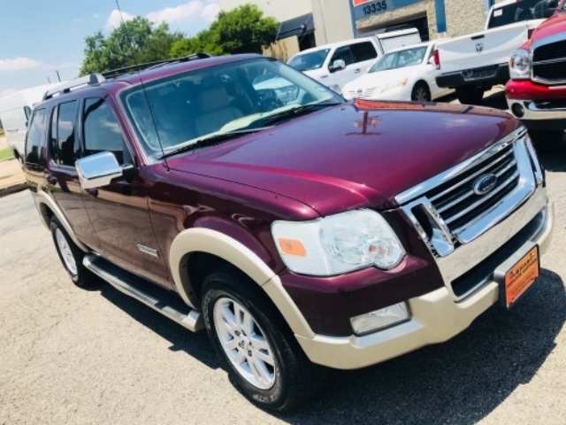 2006 Ford Explorer Eddie Bauer at Texas Topline Motors in Dallas TX