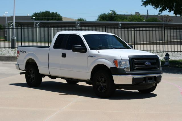 2013 Ford F-150 XL SuperCab 4X4 at USB Investments in Carrollton TX