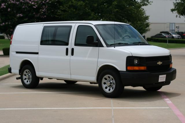 2012 Chevrolet Express 1500 Cargo Van ONE OWNER at USB Investments in Carrollton TX