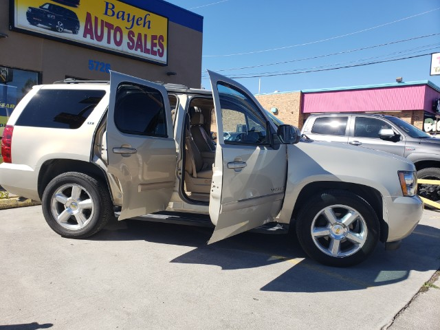 2007 Chevrolet Tahoe Ltz For Sale In San Antonio Tx From