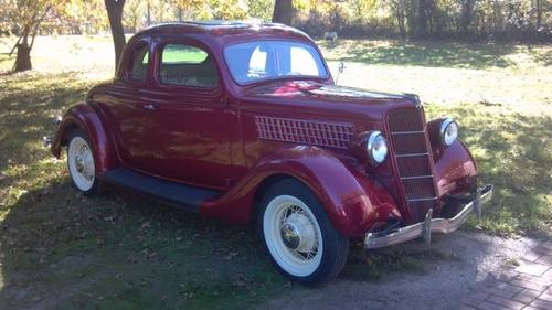 1935 Ford Coupe Coupe at CarsBikesBoats.com in Round Mountain TX