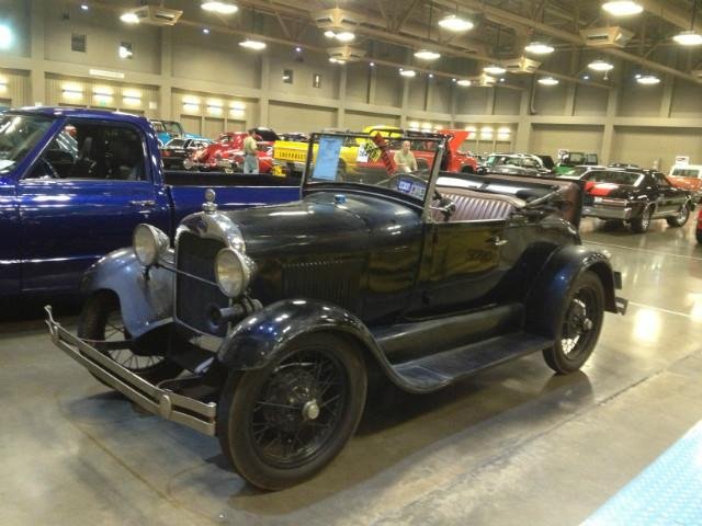 Ford Model A Roadster - 1929 Ford Model A Roadster - 1929 Ford Roadster