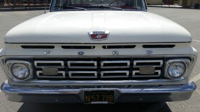 1964 Ford F-100 Custom Cab