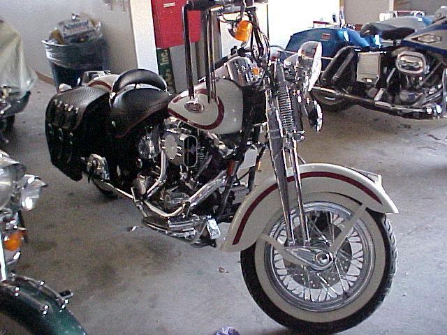 Harley-Davidson FLSTS Heritage Springer - 1997 Harley-Davidson FLSTS Heritage Springer - 1997 Harley-Davidson