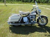 Harley-Davidson FLH Electra Glide - 1970 Harley-Davidson FLH Electra Glide - 1970 Harley-Davidson
