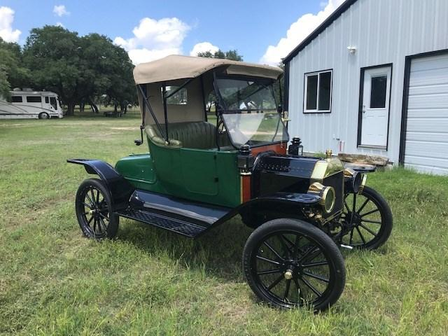 1914 Ford Model T   at CarsBikesBoats.com in Round Mountain TX